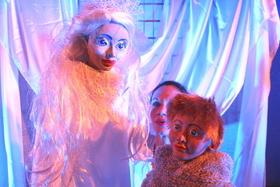 Bild: Kinderspaß im Kloster: Die Schneekönigin - Theater mit Puppen und Live-Musik