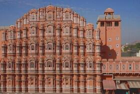 Bild: Reisevortrag: Indien - Mit dem Fahrrad durch Rajasthan - Multimediavortrag von Peter Jaeger