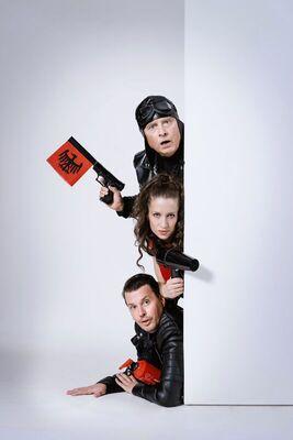 Bild: Kabarett-Theater DISTEL - Weltretten für Anfänger