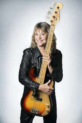 Bild: Suzi Quatro - The first Lady of Rock