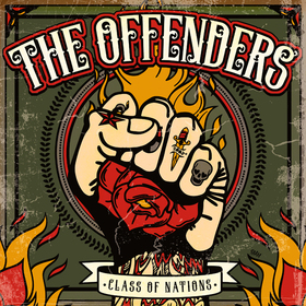 Bild: The Offenders (I/D) - Support: Heavyball (GB)