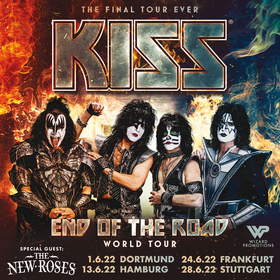 Bild: KISS - End Of The Road Tour
