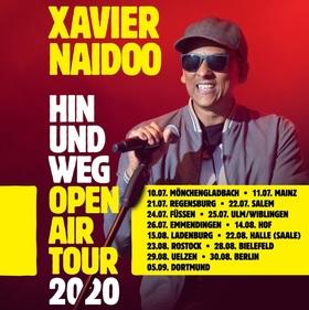 Bild: Xavier Naidoo - Das Beste aus 25 Jahren Open Air
