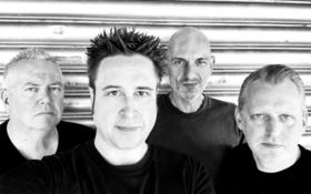 Bild: THE SWIPES - The Swipes aus Frankfurt am Main stellen neues Album am ASB-Bahnhof vor