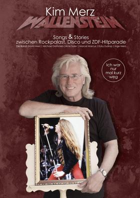 Bild: KIM MERZ & BAND - Songs & Stories zwischen Rockpalast, Ilja Richter und ZDF-Hitparade mit Kim Merz im ASB-Bahnhof