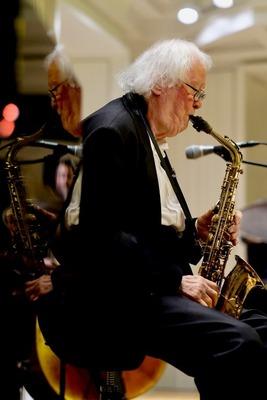 Jazz - Zum 205. Mal Jazz mit dem Emil Mangelsdorff-Quartett und einem besonderen Gast im Holzhausenschlösschen