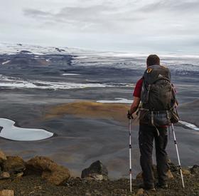 Bild: QUER DURCH ISLAND – EINE REISE ZU FUß - Multimedia Vortrag