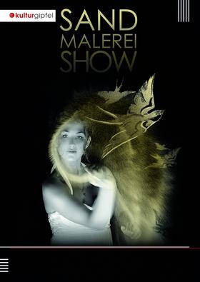 Bild: SANDMALEREI - Show - Fantasy World