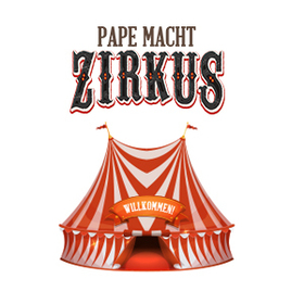 Bild: Pape macht Zirkus
