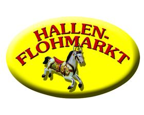 Bild: Hallenflohmarkt - 1 Tisch + 2 Aussteller