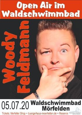 Bild: WOODY FELDMANN Open Air - Comedy