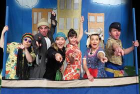 Bild: Die Kuh, die wollt ins Kino gehn - Das bayerische Kult-Musical