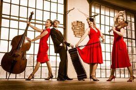 Bild: Tangoabend mit Cuarteto Rotterdam - Wir laden zum Tanzen ein!