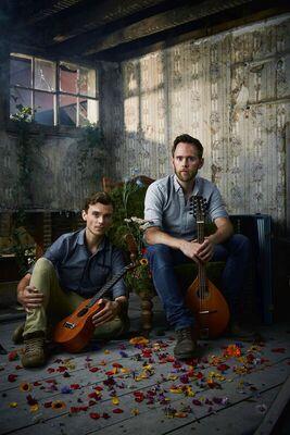 Bild: Live im Kloster: Duo Ninebarrow - Britischer Folk aus Südengland