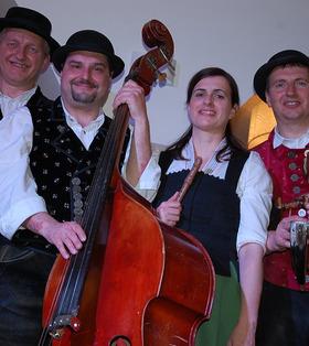 Bild: D'Schachermuiher - a boarisch musikalischs Wirtshauskabarettl
