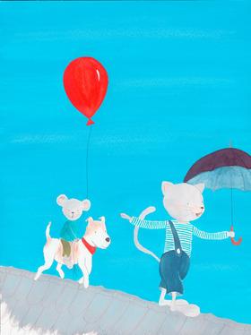 Kindersonntage im Holzhausenschlösschen: Geschichten vom Ferdinand - Schlosskater Ferdinand und die Geheimwaffel (Kinderkrimi) mit musikalischer Entdeckungsreise (Bläserensemble fünfviertel)
