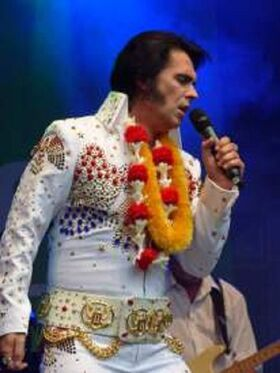 Bild: Andy King & The Memphis Riders & The Sweet Sensations - Elvis Tribute Artist & Band