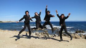 Bild: Werft-Konzerte: Pangea - The Beatles Revival Band