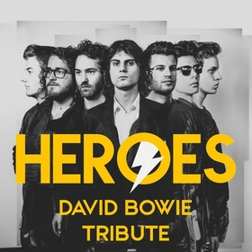 Heroes - David Bowie Tribute