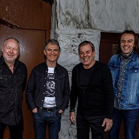 Bild: Gerry McAvoy´s Band Of Friends