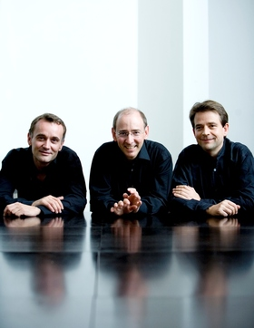 Holzhausenkonzerte - klavierplus - Konzert mit dem Trio Jean Paul