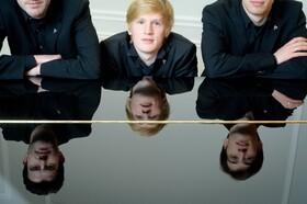 Holzhausenkonzerte - klavierplus - Konzert mit dem Trio Adorno