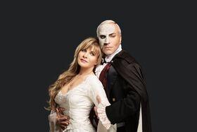 Bild: Phantom der Oper - Die Originalproduktion von Sasson/Sautter