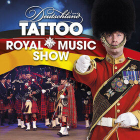 Deutschland Tattoo - Royal Music Show Frankfurt a. M. 2021