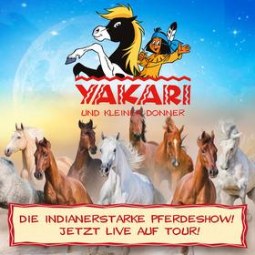 Bild: Yakari und Kleiner Donner - Nürnberg