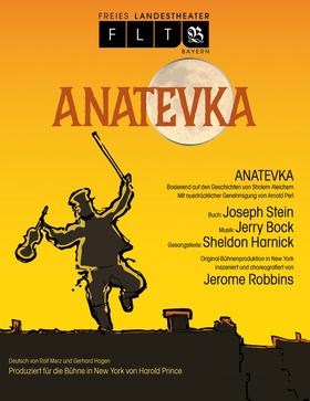 Bild: Anatevka (Fiddler on the roof) - Freies Landestheater Bayern