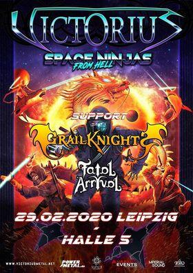 Bild: Space Ninjas from Hell Release Show