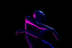 Bild: Silhouette - Benedict Manniegel Dance Company