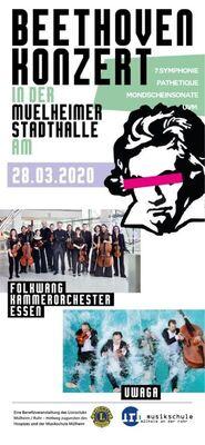 Bild: Alle Menschen werden Brüder - Folkwang Kammerorchester Essen & Uwaga!