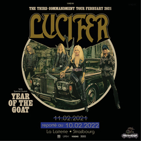 Lucifer  + Year Of The Goat - (Club Laiterie)