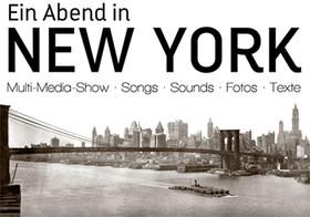 Ein Abend In New York - Die Geschichte eines Auswanderers