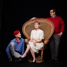 Yvon im Kreis der Liebe - mit Erobique, Palminger und Yvon