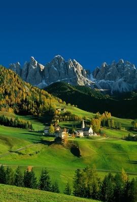 Bild: Südtirol – Dolomiten - Eine live präsentierte Multivision von Hartmut Krinitz