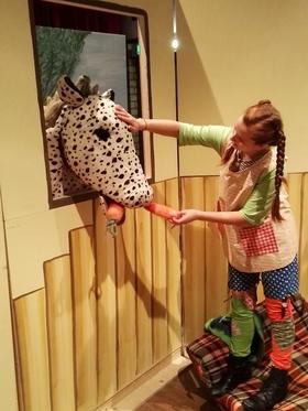Bild: Pippi  feiert  Geburtstag - Wittener Kinder- und Jugentheater