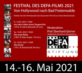Bild: Festival des DEFA-Films 2020 - Aus dem Leben eines Taugenichts