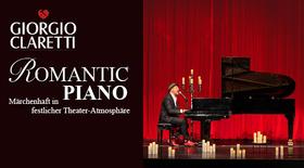 Bild: Giorgio Claretti: Romantic Piano - Märchenhaft in festlicher Theater-Atmosphäre
