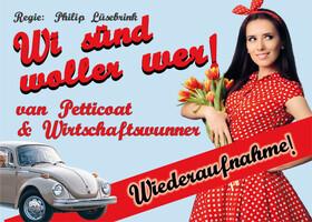 """Bild: """"Wi sünd woller wer"""" - 50er Jahre Musikrevue"""