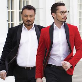 Tenöre4you - Alle dürfen mitsingen Tour 2020 - Toni Di Napoli & Pietro Pato - laden zum Mitsingkonzert ein