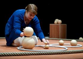 Bild: Murmeln - Gastspiel: Figurentheater Kumulus, Stuttgart