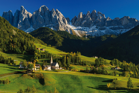 Bild: Hartmut Krinitz: Südtirol - Dolomiten - Eine live präsentierte Multivision