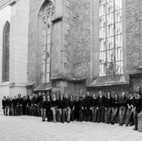 Bild: DIXIT: Jerusalem - Srebrenica - Musik von Georg Friedrich Händel und Thomas Jennefelt