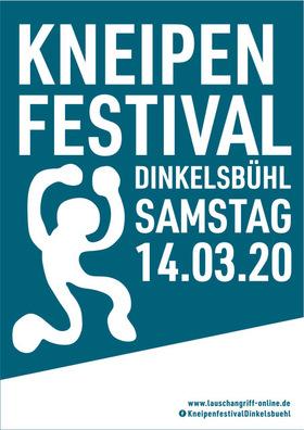 Bild: 21. Kneipenfestival Dinkelsbühl - Kneipenfestival