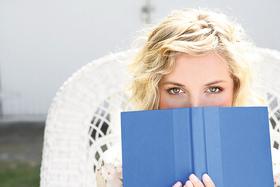 Bild: Annemarie Stoltenberg: Aus Liebe zum Lesen