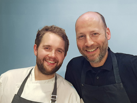 Genuss hoch zwei: Das Koch-Duell mit Sebastian Marquardt und Jan Wichert