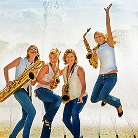 Bild: Sistergold - mit ihrem aktuellen Programm Frische Brise