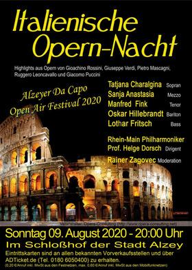 Bild: DA CAPO OPEN AIR FESTIVAL 2020 - Italienische Opernnacht